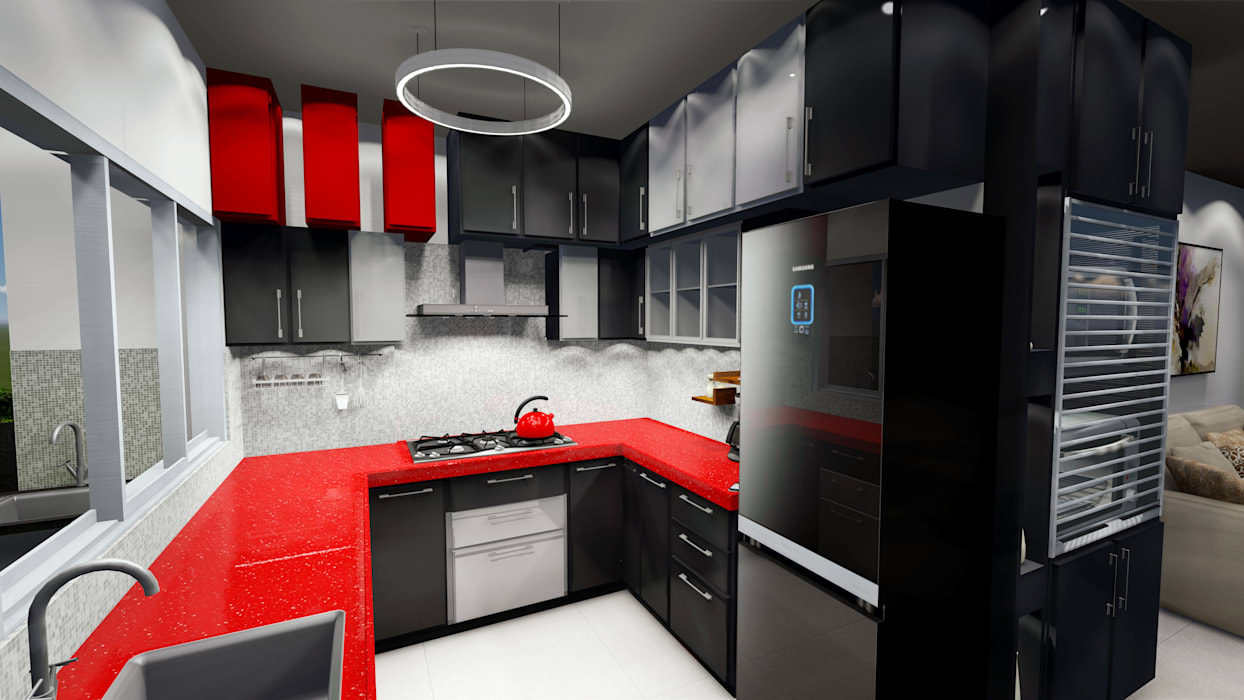 Kitchen by Creative Curve