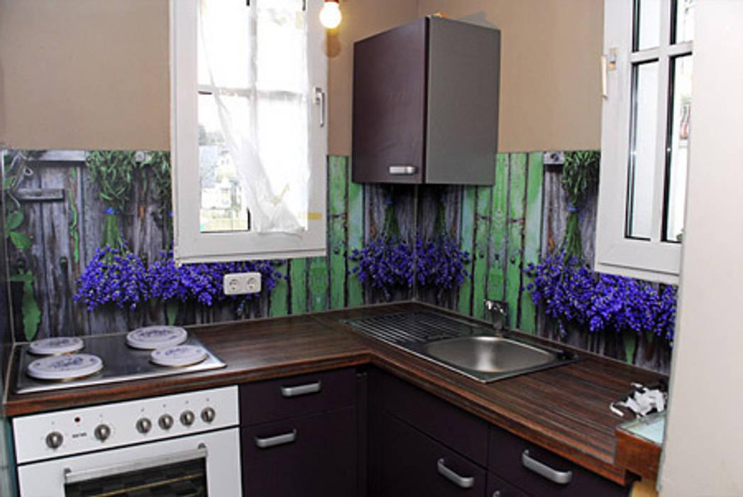 Küchenrückwand Lavendel Küche Von Schön Und Wieder Homify