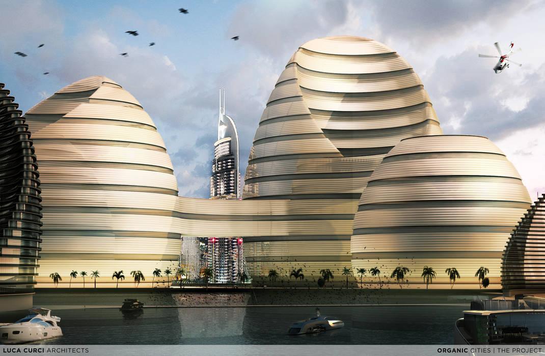 por Luca Curci Architects,