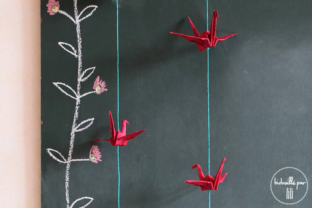 Suspension Migration Hot pink Bidouillé par lili MaisonAccessoires & décoration