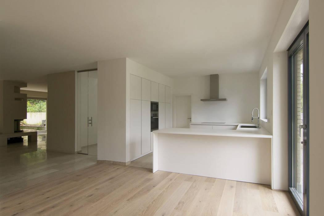 Sanierung und Umbau Einfamilienhaus, Bonn von Beyss Architekten GmbH