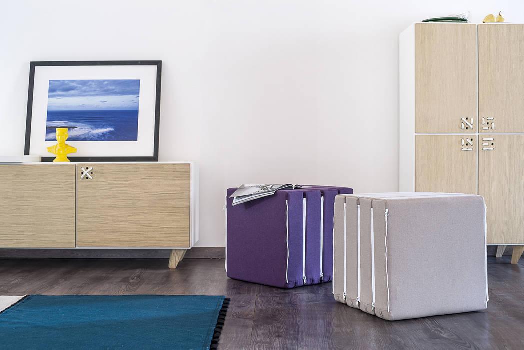 Nodo credenza in stile di andrea brugnera design for Brugnera mobili