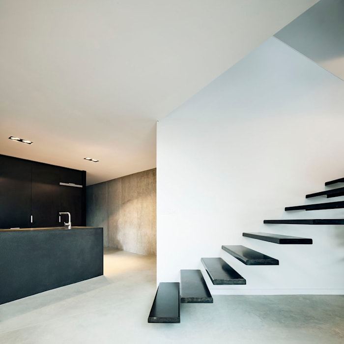 House in L'Ametlla del Vallès Casas mediterrânicas por MIRAG Arquitectura i Gestió Mediterrânico