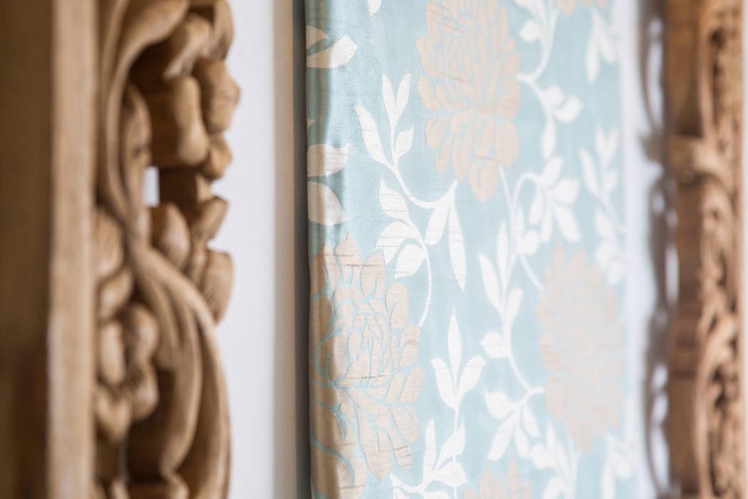 Detail Materialpräsentation Wohnwert Innenarchitektur Geschäftsräume & Stores