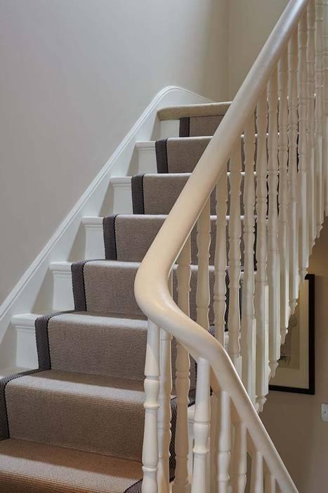 Townhouse Interior Design, Putney Bridge, London Moderne Häuser von Residence Interior Design Ltd Modern