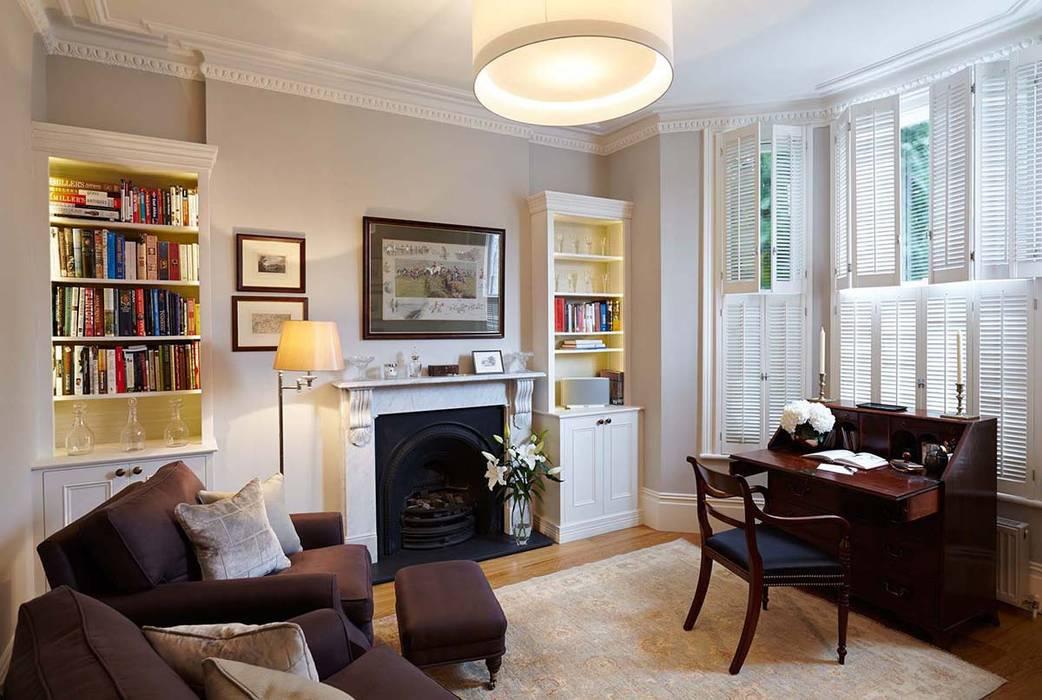 Townhouse Interior Design, Putney Bridge, London Modern Houses by Residence Interior Design Ltd Modern