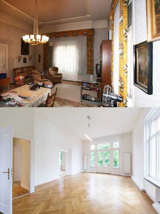 Bureau moderne par Wohnwert Innenarchitektur Moderne