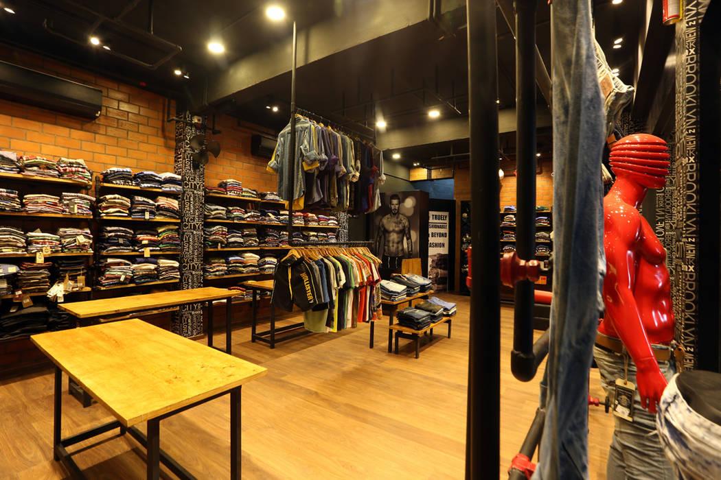 Shopping Centres by Concetto Design Co, Modern