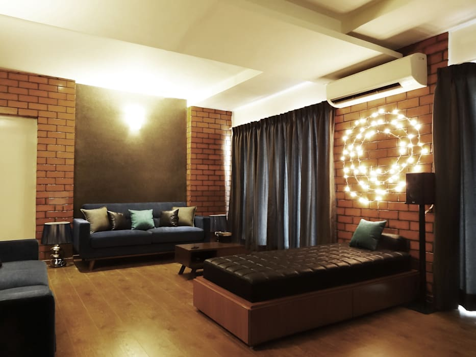 Robin & Arjun's Residence / Renovation & Apartment Interiors Source Architecture