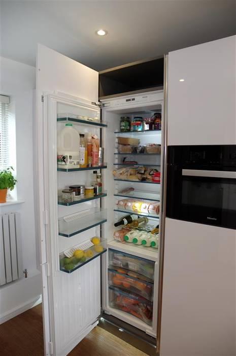 Cocinas de estilo  por PTC Kitchens , Moderno