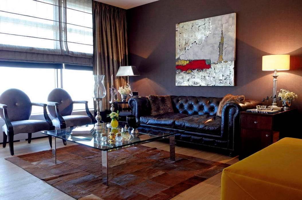 Esra Kazmirci Mimarlik:  tarz Oturma Odası