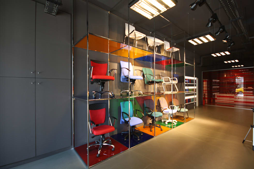 Esra Kazmirci Mimarlik:  tarz Ofis Alanları