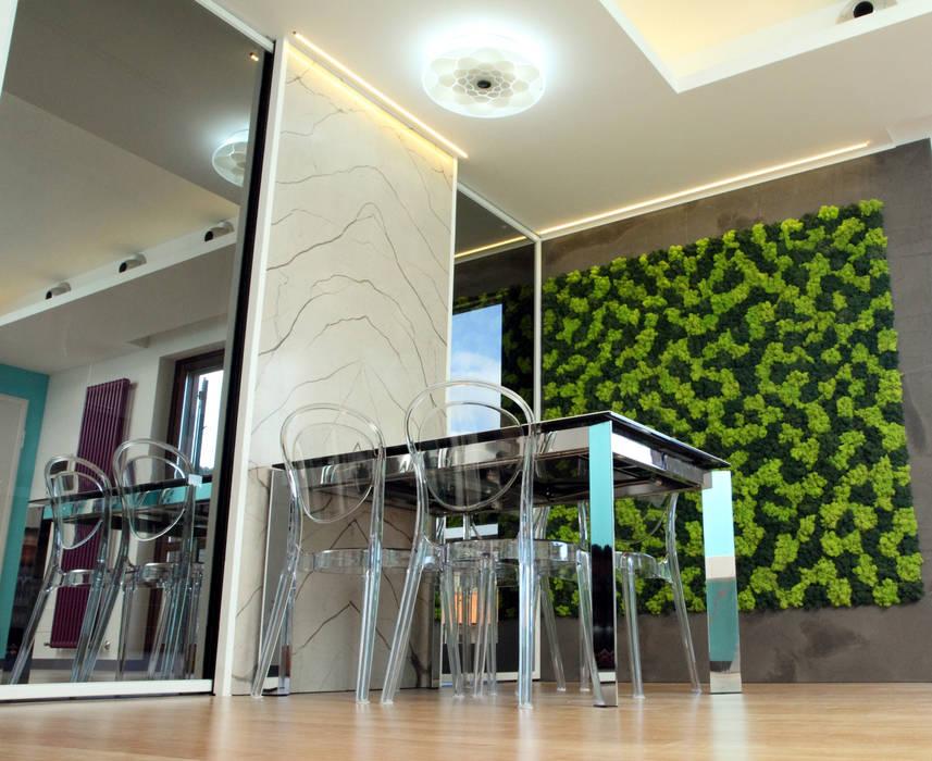 interior design of an apartment Case moderne di Pierfrancesco Arnone Studio Moderno