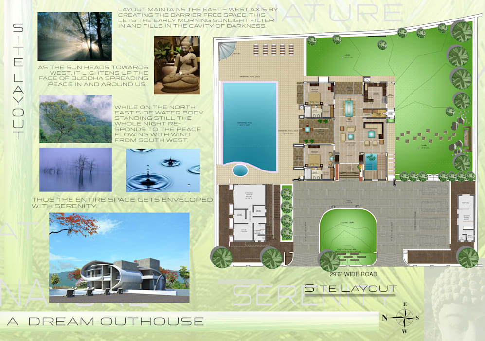 A DREAM OUTHOUSE FORM SPACE N DESIGN ARCHITECTS Modern houses