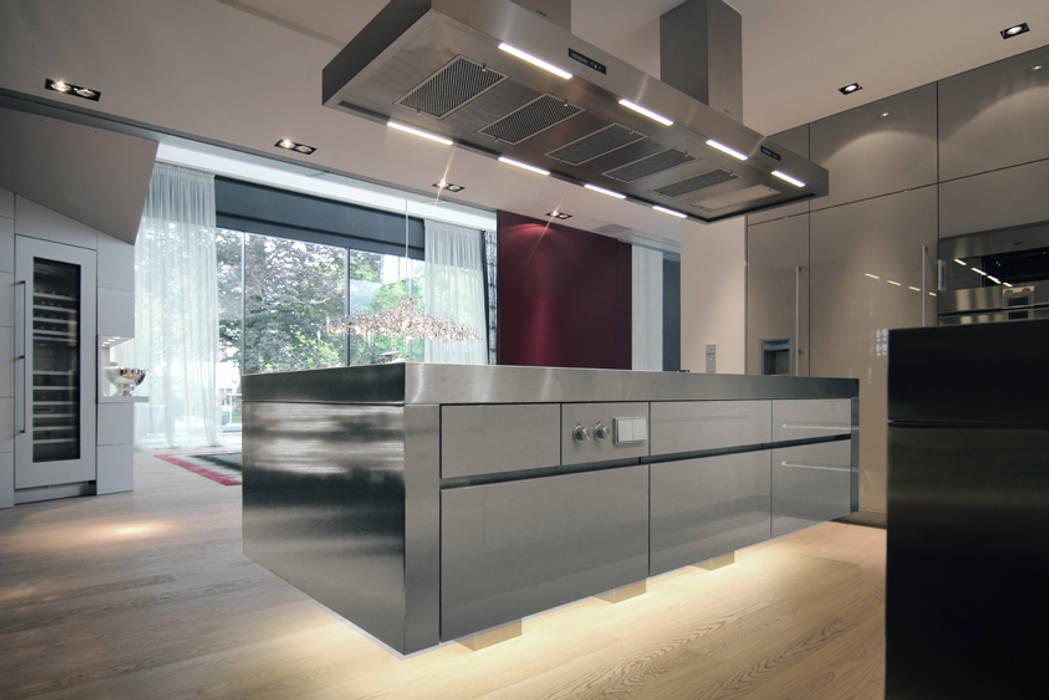 Kitchen by Christine Etschmann Johannes Noack