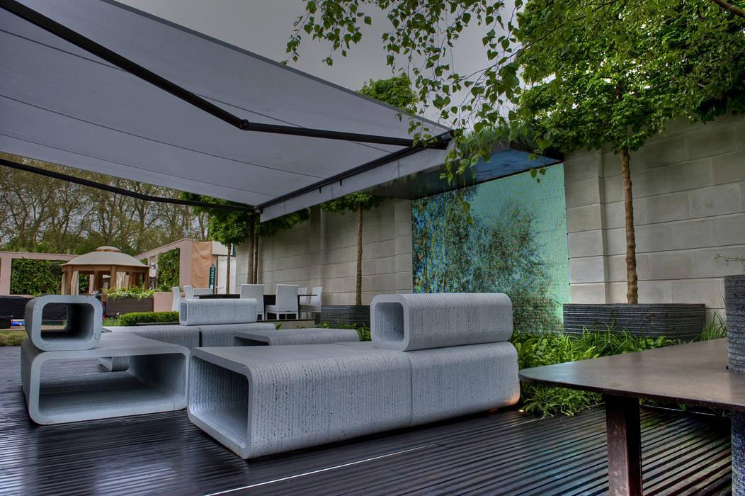Chelsea Flower Show 2012 : The Rootop Workplace of Tomorrow Modern office buildings by Aralia Modern Bricks