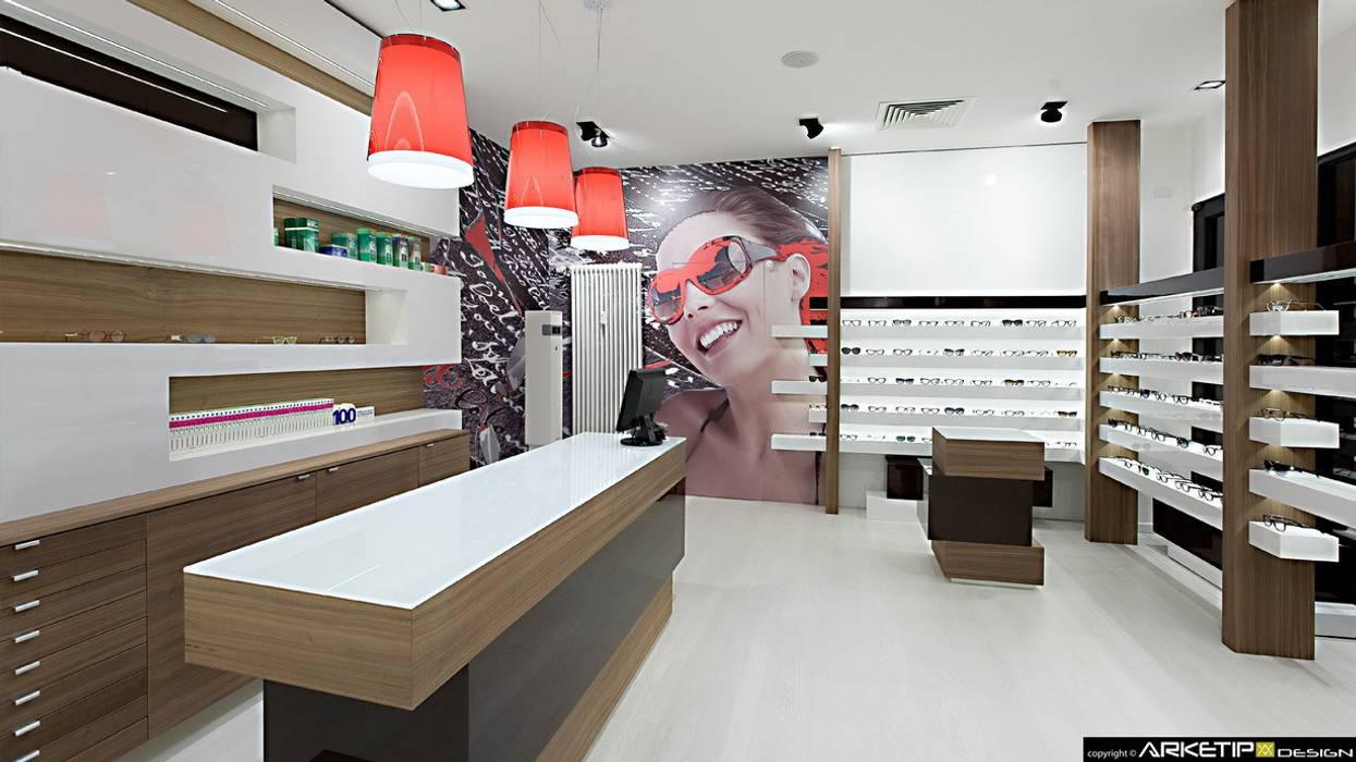 Oficinas y comercios de estilo minimalista de ARKETIPO DESIGN Minimalista