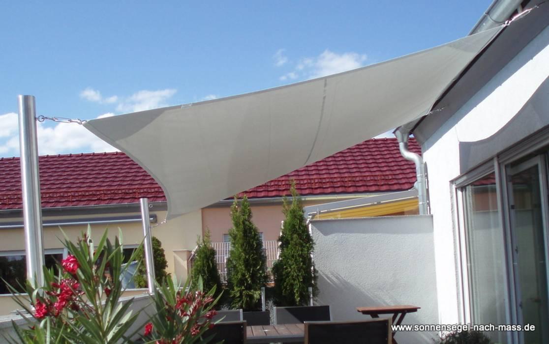sonnensegel balkon veranda terrasse von textile sonnenschutz technik