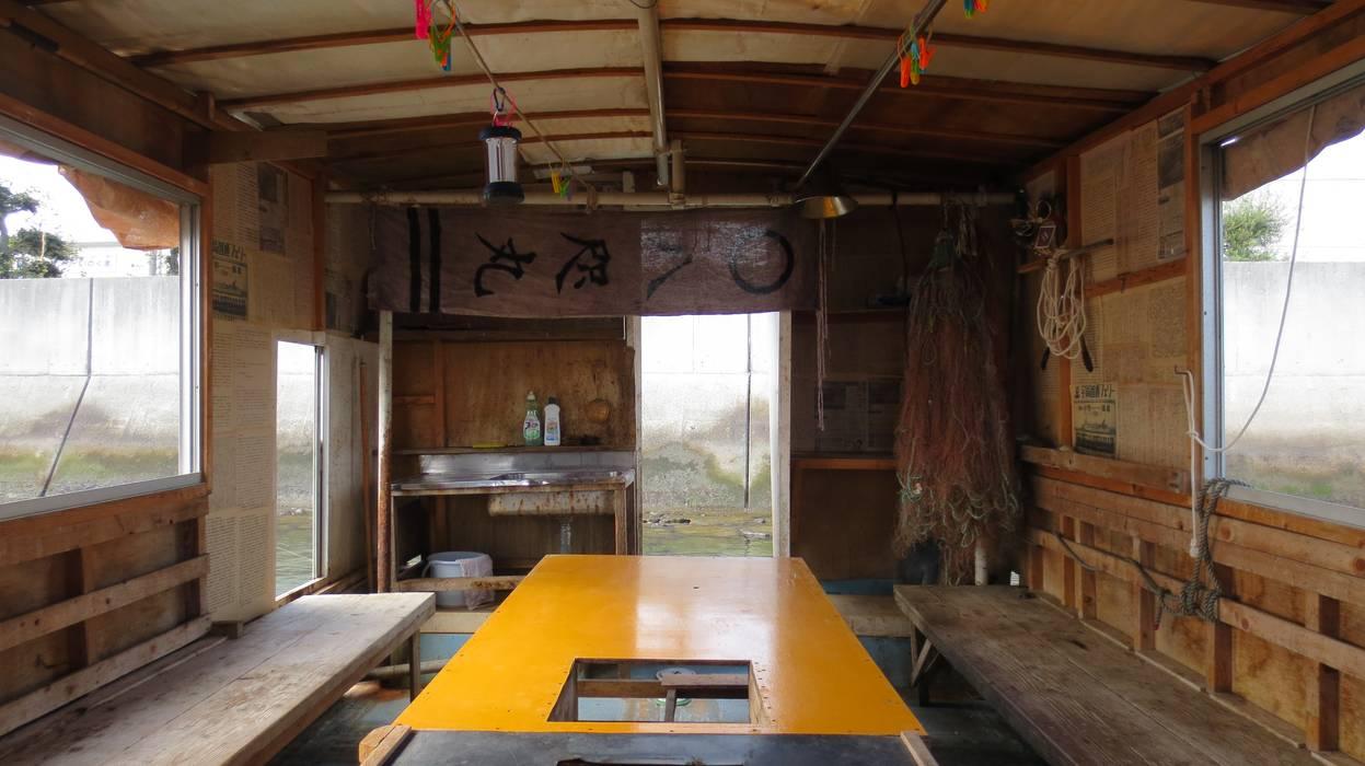 八咫丸 オリジナルデザインの 多目的室 の 高原正伸建築設計事務所 一級建築士事務所 オリジナル