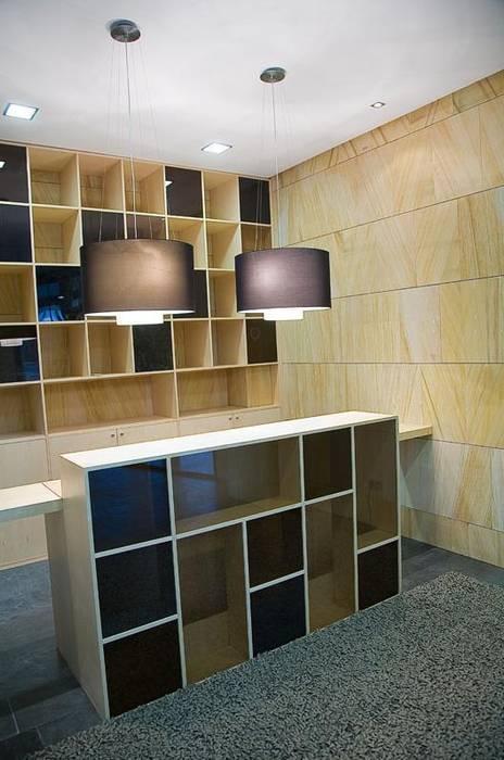 Hotel - Business Center en Segovia Space Maker Studio Hoteles de estilo moderno