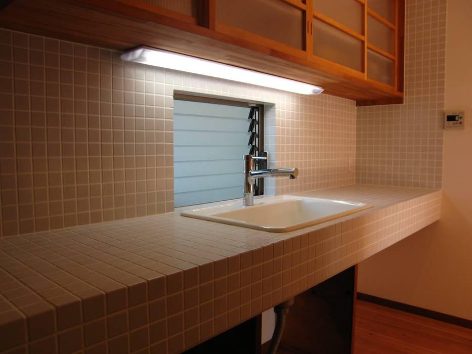 コロ! モダンな キッチン の 高原正伸建築設計事務所 一級建築士事務所 モダン
