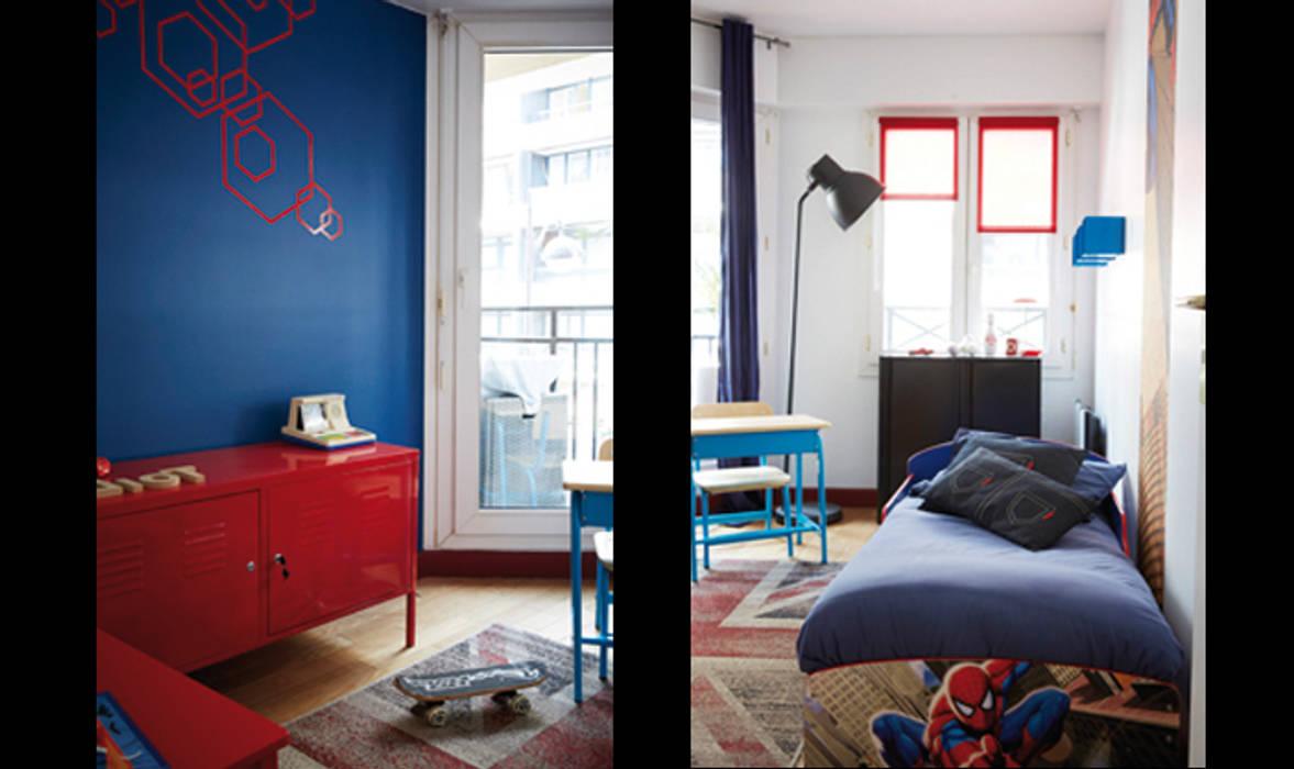 Chambre enfant:  de style  par Soraya Deffar / Un Pretexte
