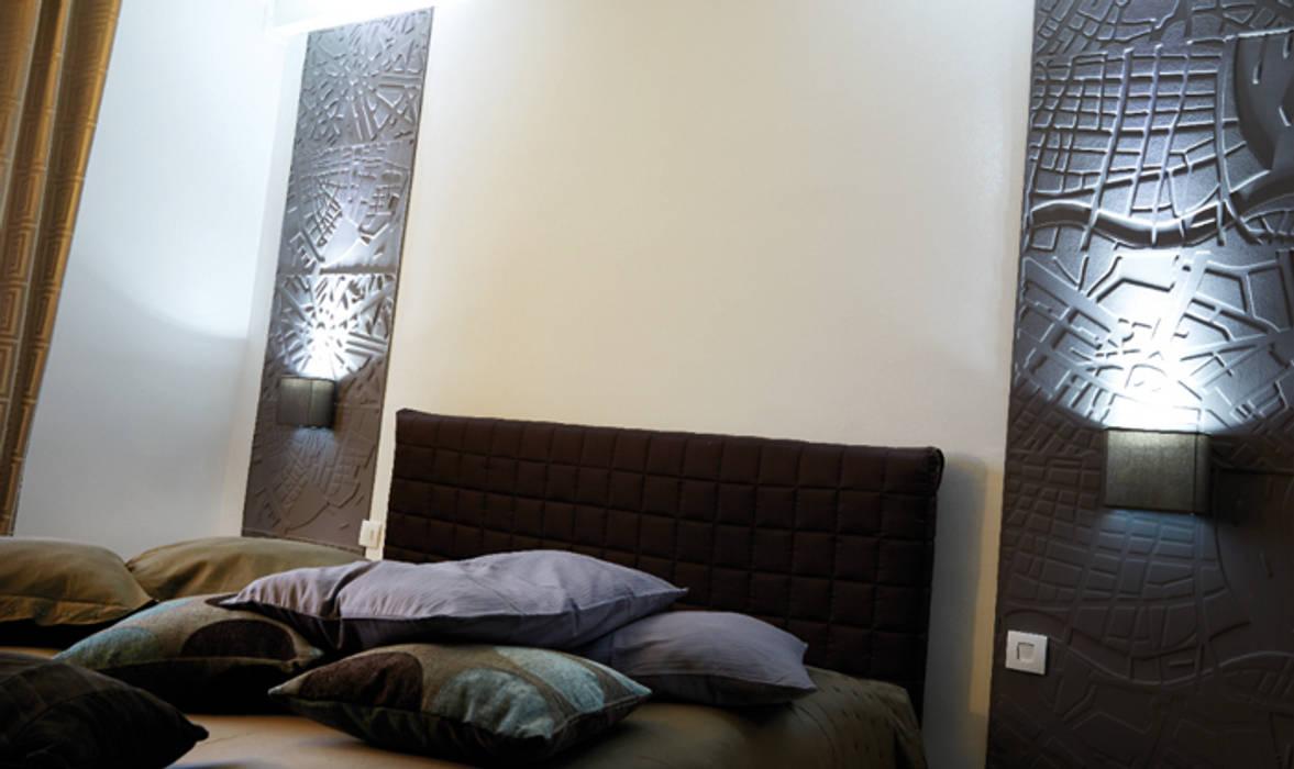 Chambre:  de style  par Soraya Deffar / Un Pretexte