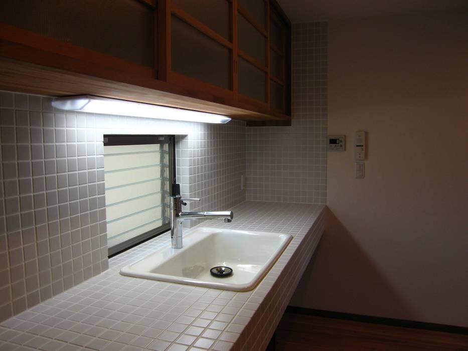 高原正伸建築設計事務所 一級建築士事務所 Dapur Modern