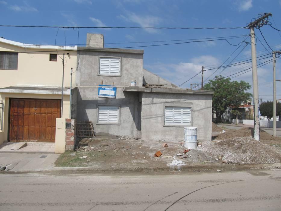PROCREAR - AMPLIACIÓN Gimnasios domésticos minimalistas de BENGAL CONSTRUCCIONES Minimalista