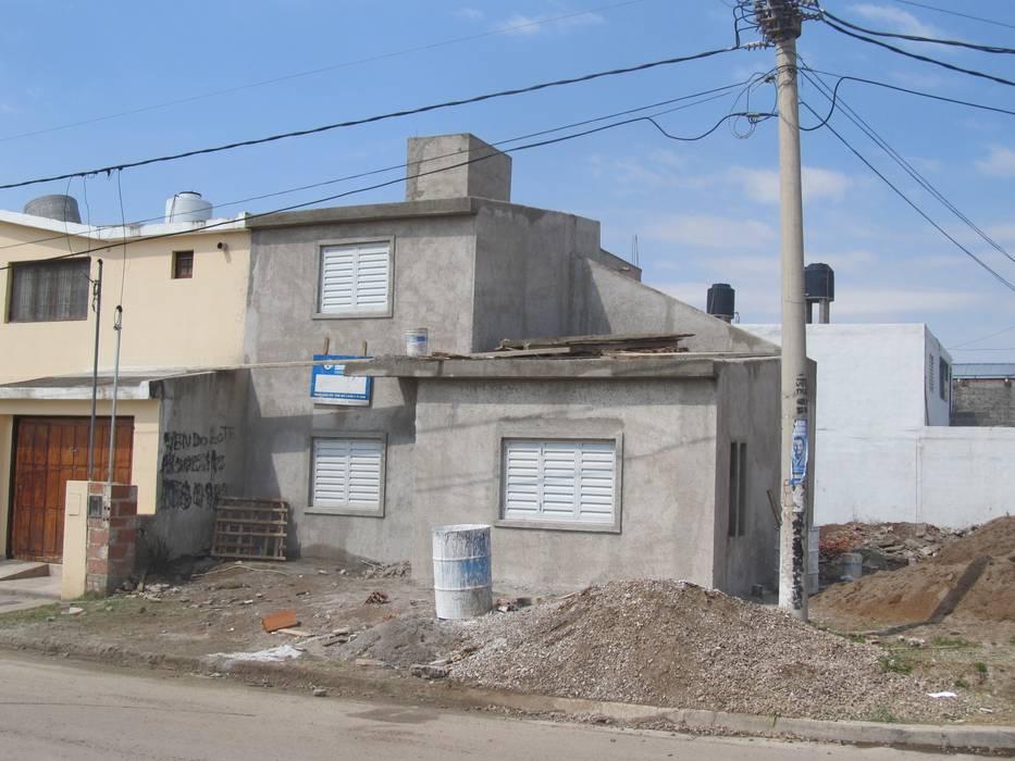 PROCREAR - AMPLIACIÓN: Casas de estilo  por BENGAL CONSTRUCCIONES