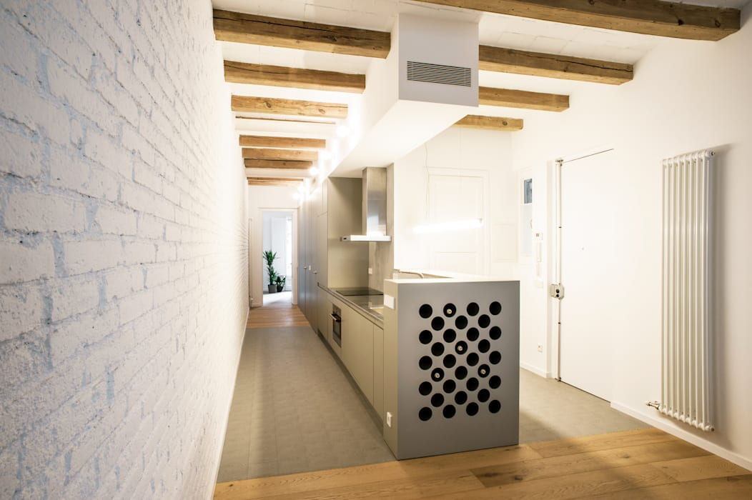 Kitchen by M2ARQUITECTURA, Modern