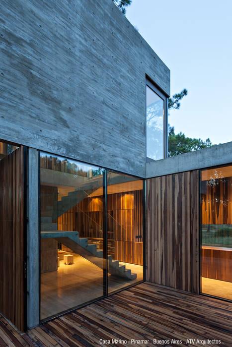 ATV Arquitectos Modern houses