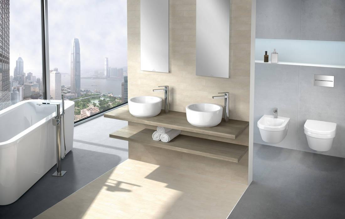 Architectura von villeroy & boch ‒ zeitloses design für ihr bad ...