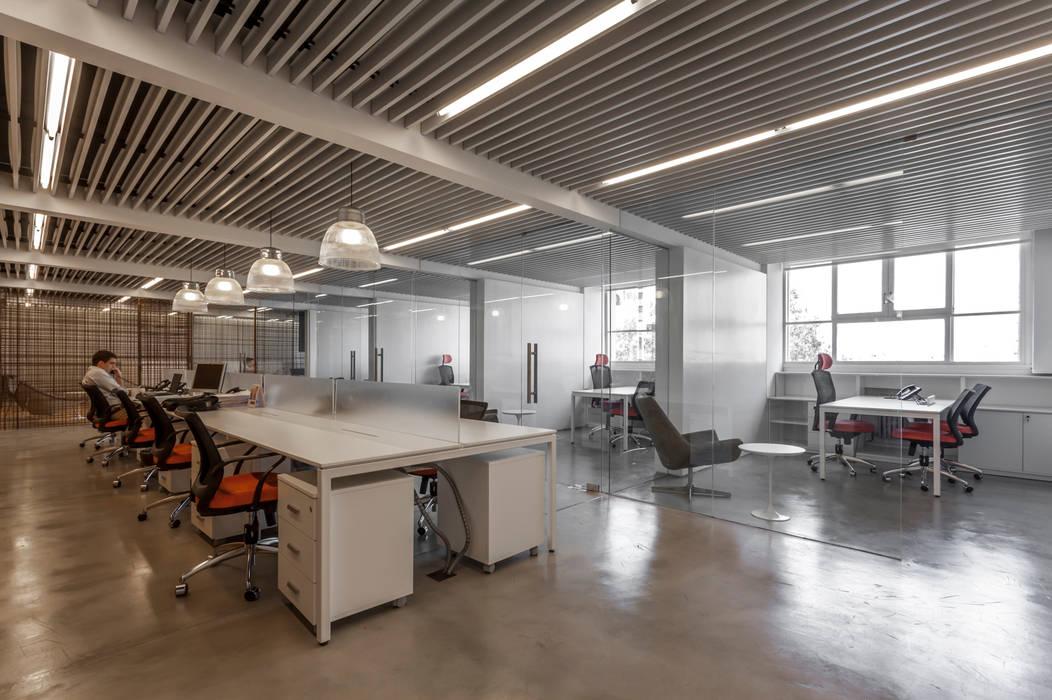 Kantor & toko oleh ATV Arquitectos, Modern
