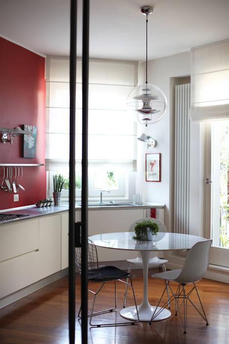 Casas modernas de Cristina Meschi Architetto Moderno