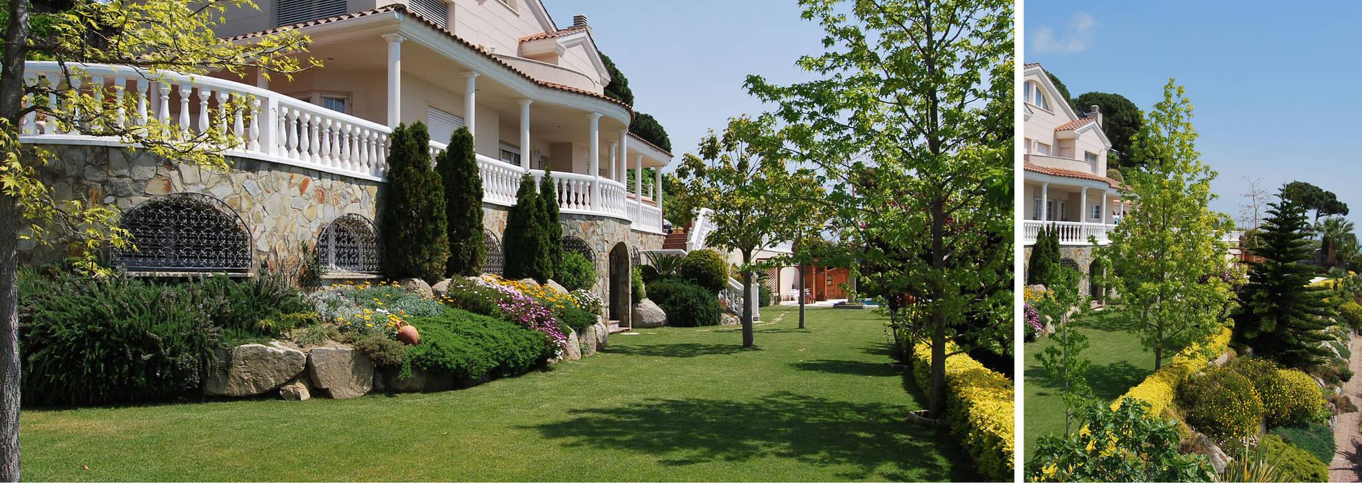 Mediterranean style houses by jjdelgado arquitectura Mediterranean