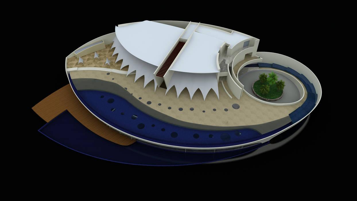 The Enchantment de arqflores / architect Moderno