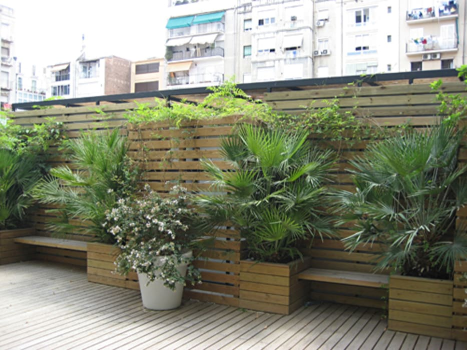 Jardines de estilo  por Mariona Soler