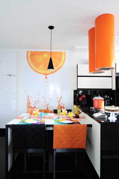 Oleh Adriana Scartaris: Design e Interiores em São Paulo Modern