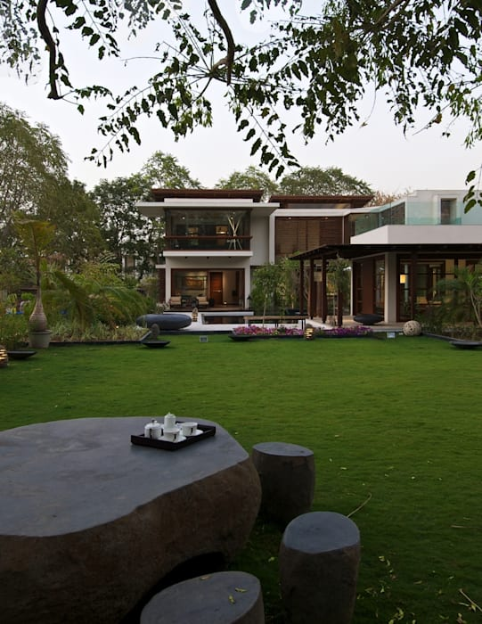by Hiren Patel Architects