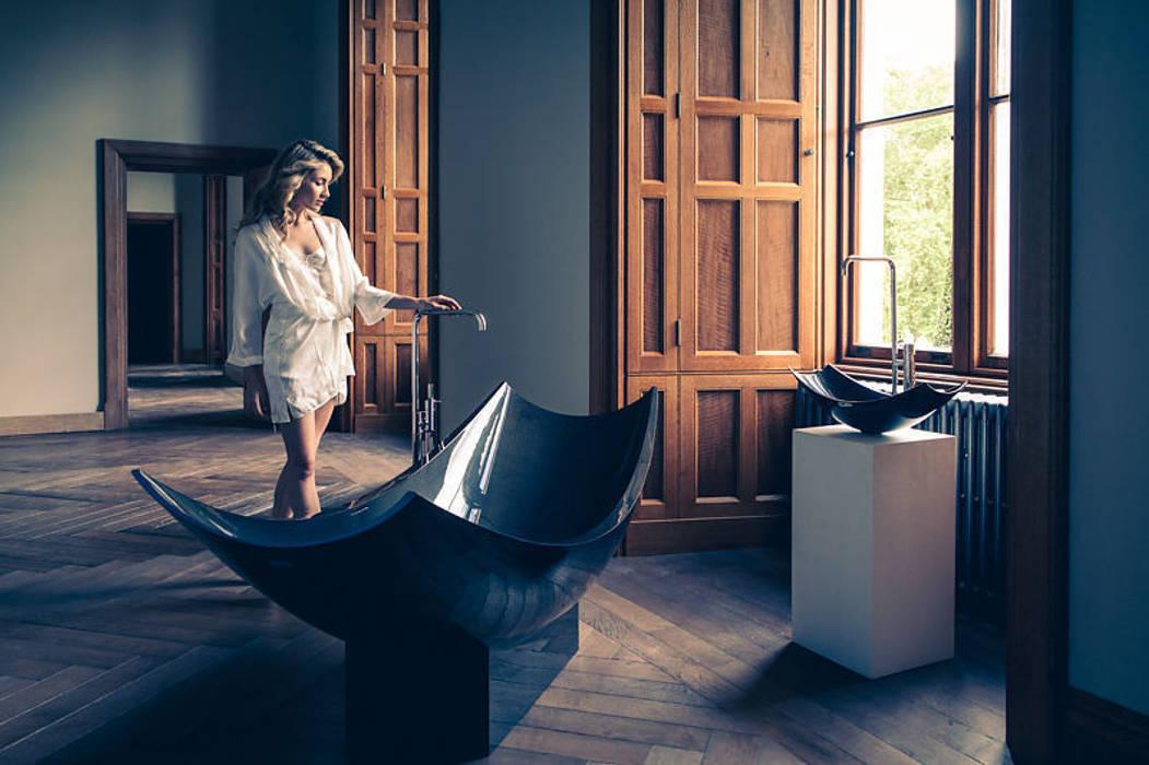 Freistehende Badewanne Aus Carbon Badezimmer Von Design By Torsten