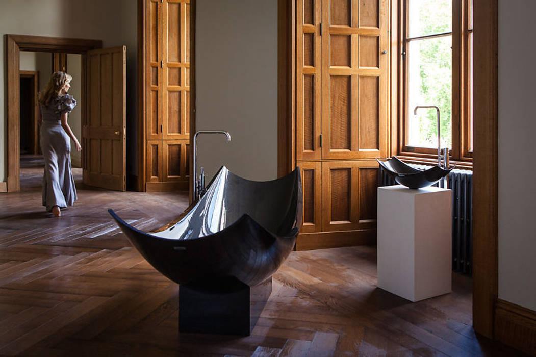 Carbon Freistehende Badewanne Badezimmer Von Design By Torsten