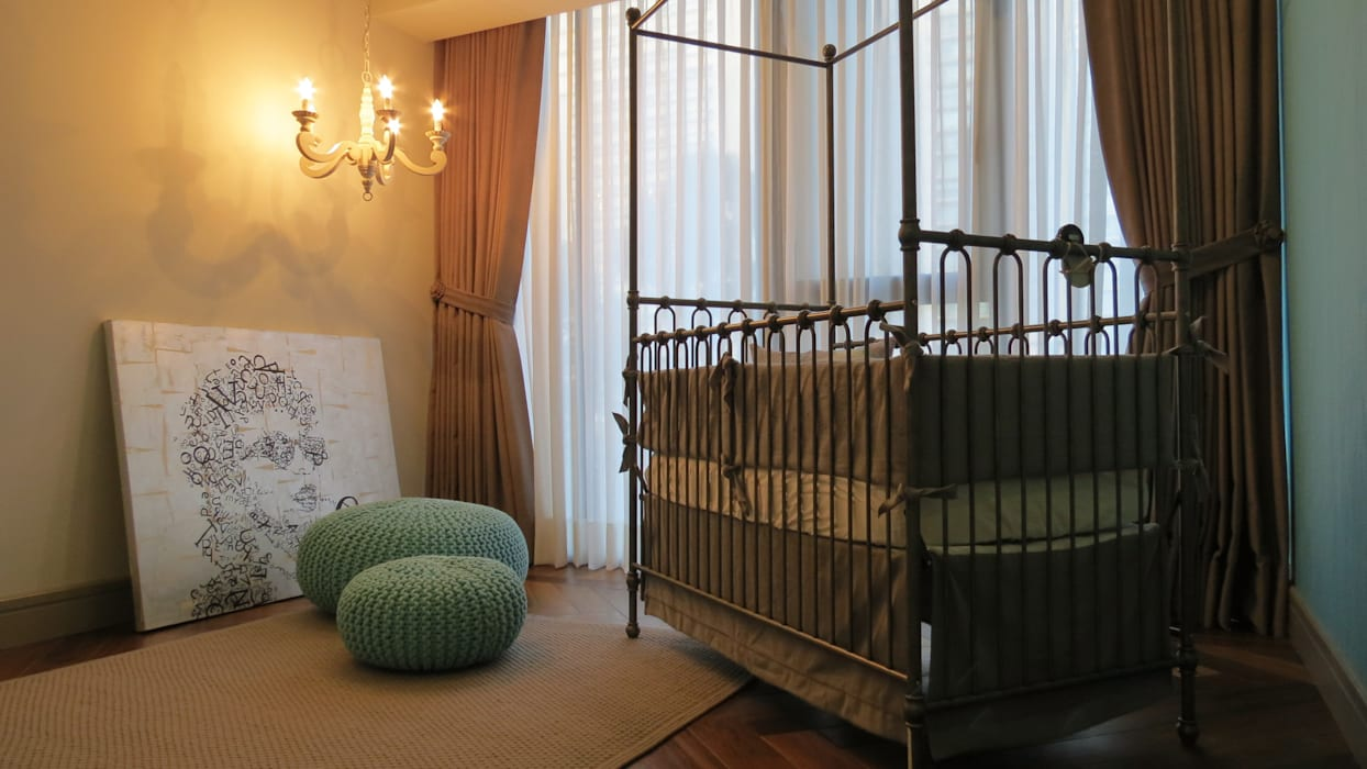 Classic style nursery/kids room by NIVEL TRES ARQUITECTURA Classic