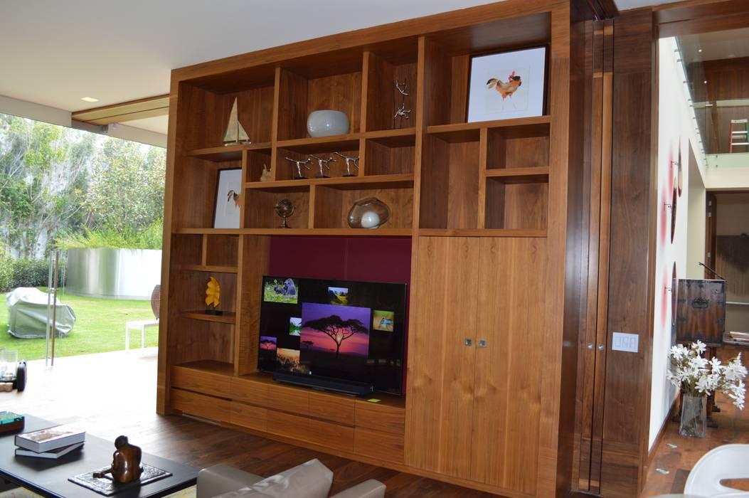 Ruang Keluarga oleh Revah Arqs, Modern