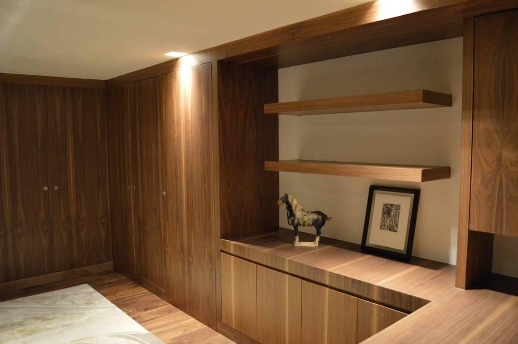 Oficinas de estilo  por Revah Arqs, Moderno