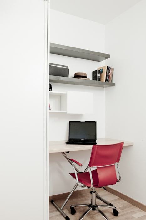 Grazia Architecture Modern study/office