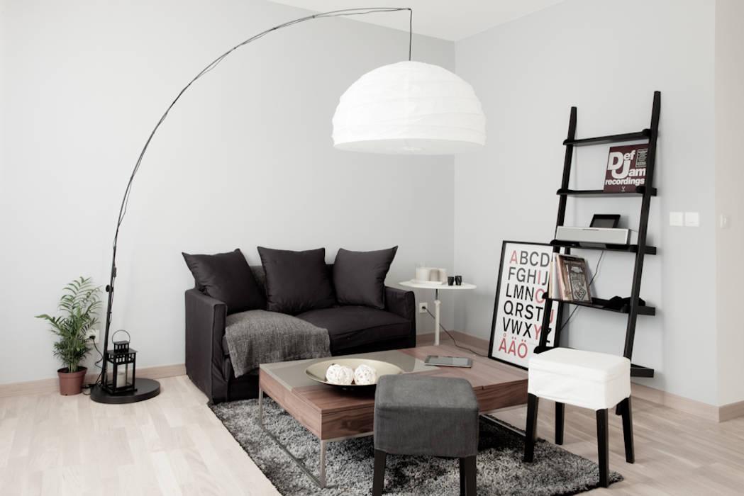 Livings de estilo moderno de Grazia Architecture Moderno