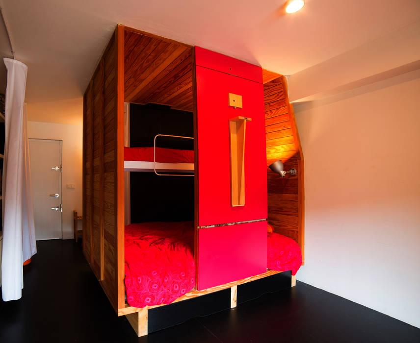 Rumah oleh Beriot, Bernardini arquitectos, Minimalis