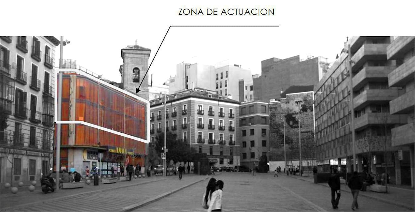 GYMAGE de Carrillo arquitectos | Forma y Espacio Minimalista