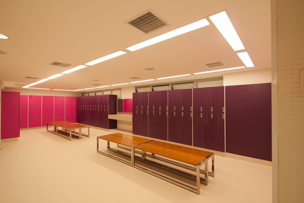 Salle de sport moderne par Betty Birger Arquitetura & Design Moderne